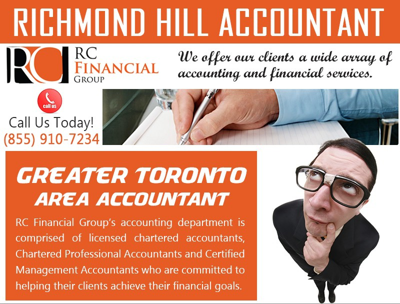 Personal Tax Accountant Toronto