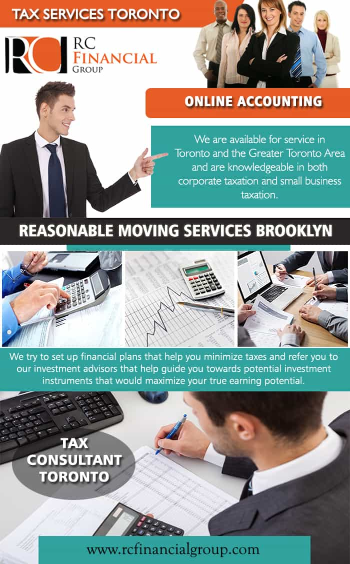 Hiring A Good Tax Accountant Toronto