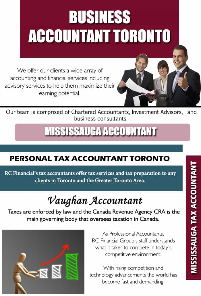 Business Tax Preparation & Return Mississauga
