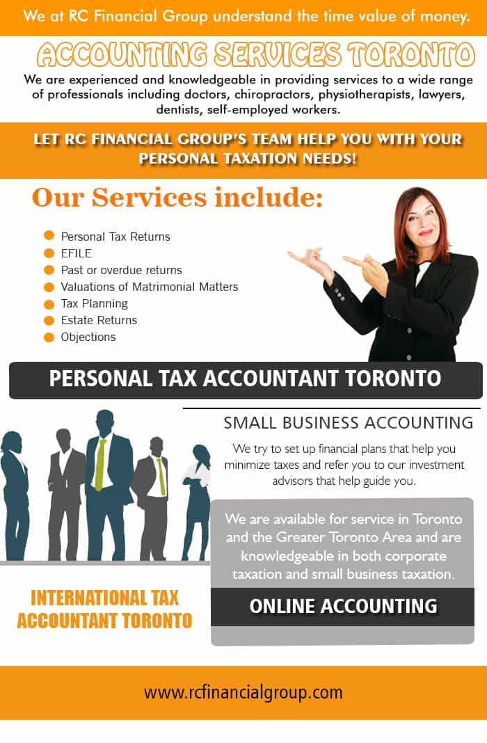 International Tax Accountant Canada | RC Financial Group