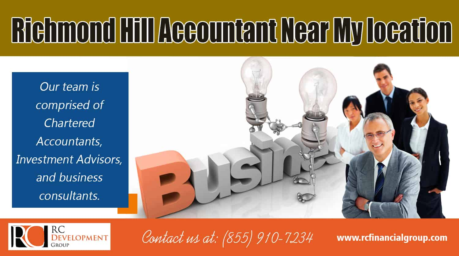 Richmond Hill, ON Accounting Company