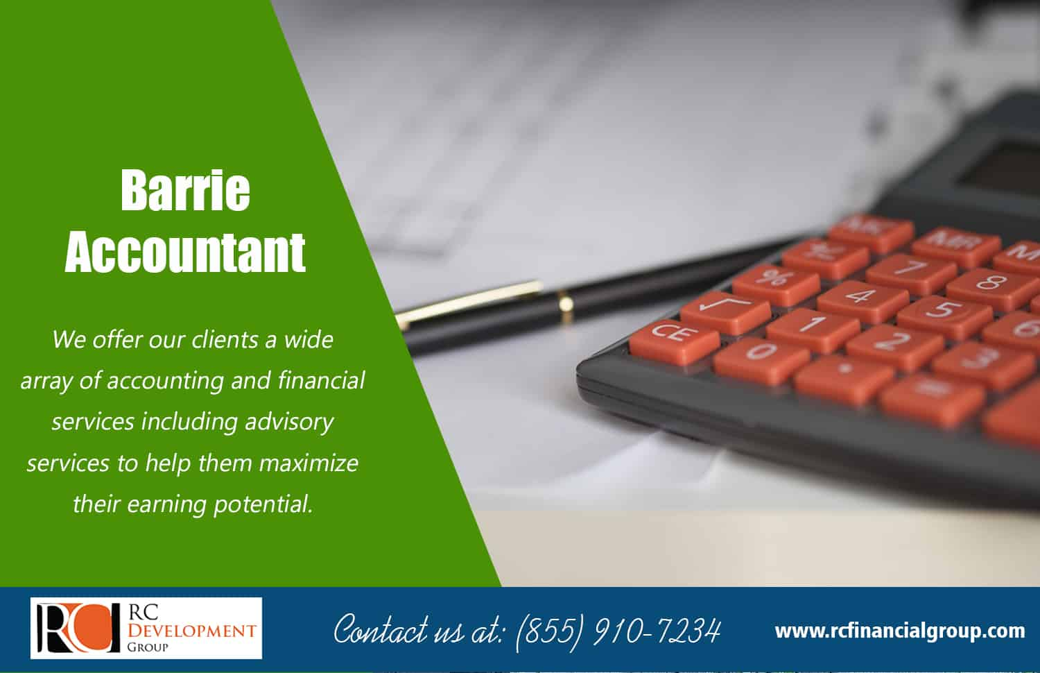 Barrie Accountant
