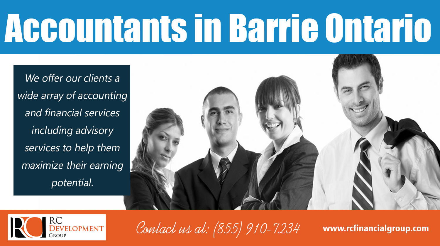 Accountants in Barrie Ontario