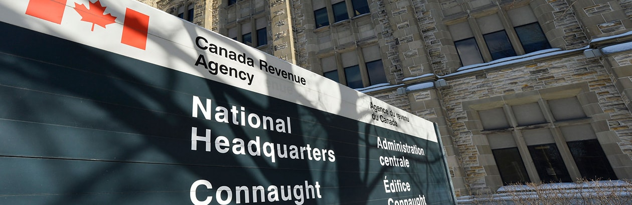 CRA tax returns